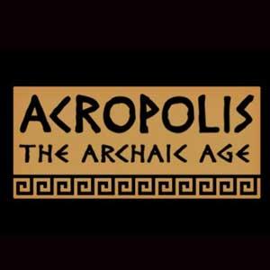Acropolis The Archaic Age
