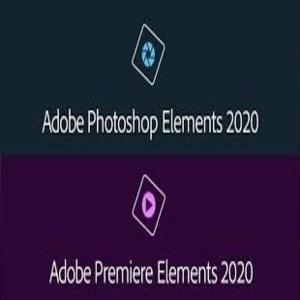 Adobe Photoshop Elements 2020 & Premiere Elements 2020 Mac