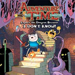 Adventure Time Explore the Dungeon Because I DONT KNOW Nintendo 3DS Download Code im Preisvergleich kaufen