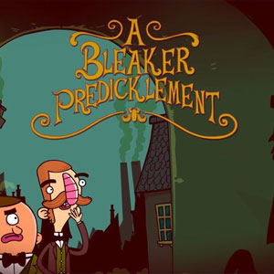 Adventures of Bertram Fiddle Episode 2 A Bleaker Predicklement