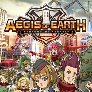 Aegis of Earth Protonovus Assault
