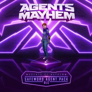 Agents of Mayhem Safeword Agent Pack