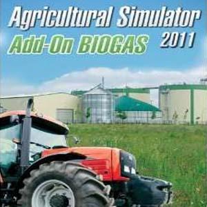 Agricultural Simulator 2011 Add-On Biogas Key Kaufen Preisvergleich