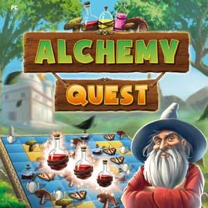 Alchemy Quest Key Kaufen Preisvergleich