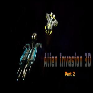 Alien Invasion 3D part 2