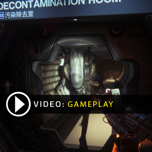 Alien Isolation Gameplay Video