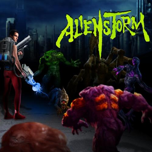 Alien Storm Key Kaufen Preisvergleich
