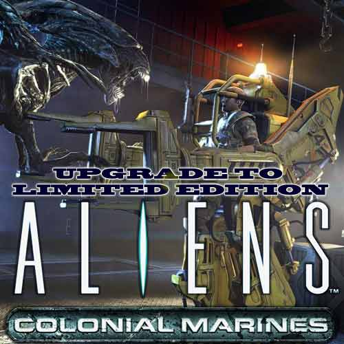 Aliens Colonial Marines - Upgrade to Limited Edition Key kaufen - Preisvergleich