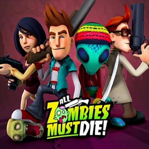 All Zombies Must Die Key Kaufen Preisvergleich