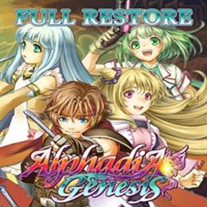 Alphadia Genesis Full Restore