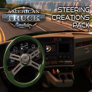 American Truck Simulator Steering Creations Pack Key Kaufen Preisvergleich