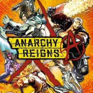 Anarchy Reigns Xbox 360 Code Kaufen Preisvergleich