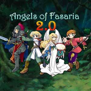 Angels of Fasaria Version 2.0 Key Kaufen Preisvergleich