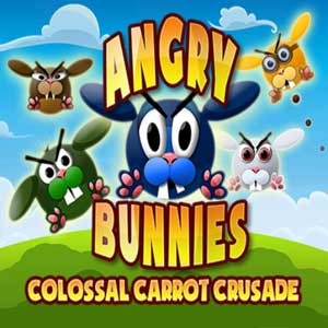 Angry Bunnies Colossal Carrot Crusade Desert