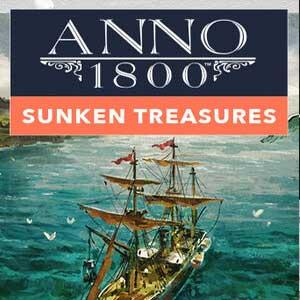 Anno 1800 Gesunkene Schätze