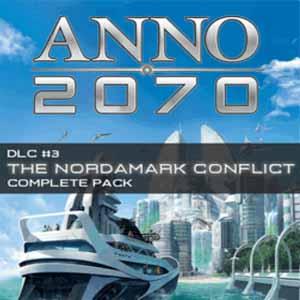 ANNO 2070 The Nordamak Conflict Complete Pack Key Kaufen Preisvergleich