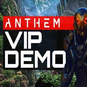 Anthem VIP Demo