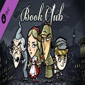 Antihero Book Club Characters
