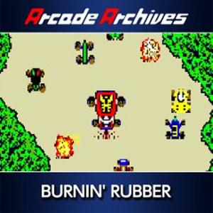 Arcade Archives BURNIN RUBBER