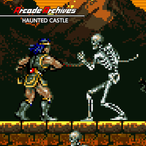 Arcade Archives HAUNTED CASTLE