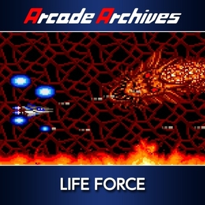 Arcade Archives LIFE FORCE