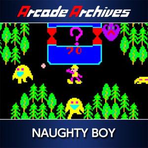 Arcade Archives NAUGHTY BOY