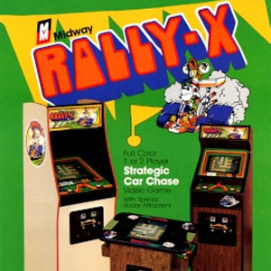 Arcade Archives Rally-X
