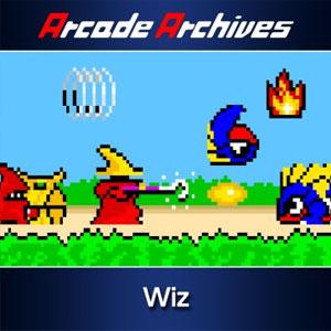 Arcade Archives Wiz