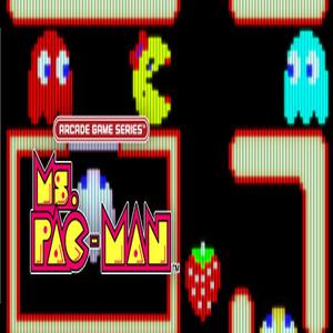 ARCADE GAME SERIES Ms PAC MAN Key kaufen Preisvergleich