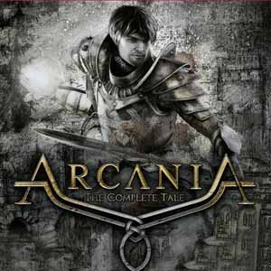Arcania The Complete Tale PS4 Code Kaufen Preisvergleich
