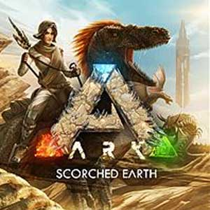 ARK Scorched Earth Expansion Pack