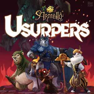 Armello The Usurpers Hero Pack