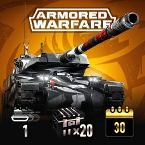 Armored Warfare Stingray 2 Shark Prime Pack