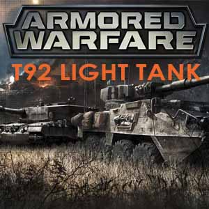 Armored Warfare T92 Light Tank Key Kaufen Preisvergleich