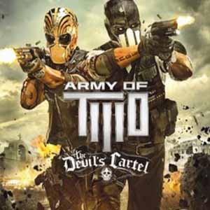 Army of Two The Devils Cartel PS3 Code Kaufen Preisvergleich
