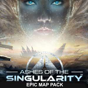 Ashes Of The Singularity Epic Map Pack
