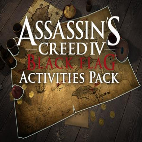Assassin's Creed 4 Black Flag Time Saver Activities Pack