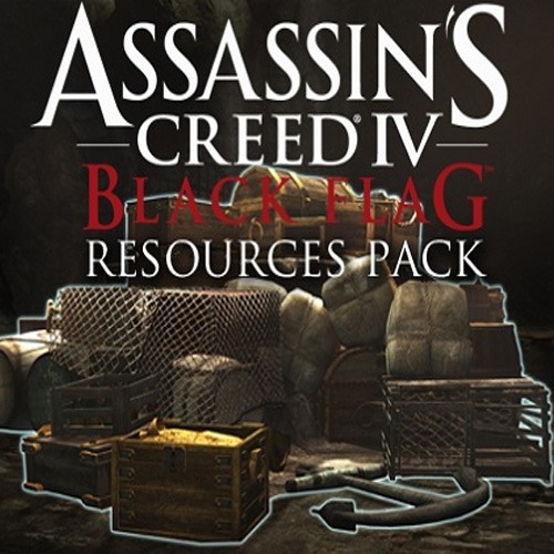 Assassin's Creed 4 Black Flag Time Saver Resources Pack