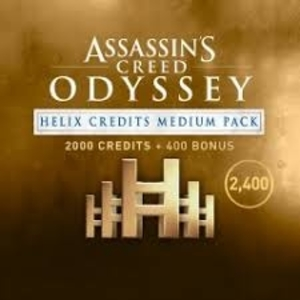 Assassins Creed Odyssey Helix Credits Medium Pack