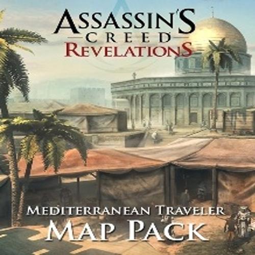 Assassin's Creed Revelations Mediterranean Traveler Map Pack Key Kaufen Preisvergleich