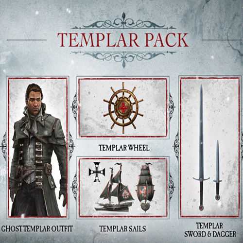 Assassins Creed Rogue Master Templar Pack PS3 Code Kaufen Preisvergleich