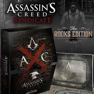Assassins Creed Syndicate The Rooks PS4 Code Kaufen Preisvergleich