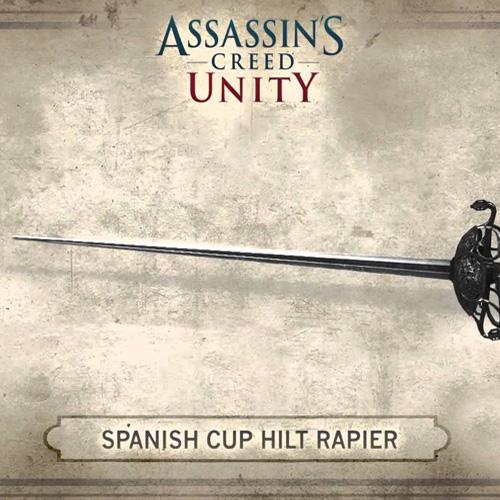 Assassins Creed Unity Spanish Hilt Rapier Key Kaufen Preisvergleich