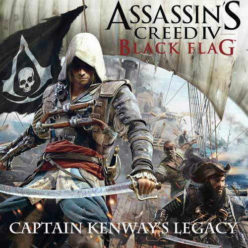 Assassins Creed 4 Captain Kenways Legacy Key kaufen - Preisvergleich