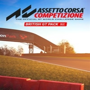 Assetto Corsa Competizione British GT Pack