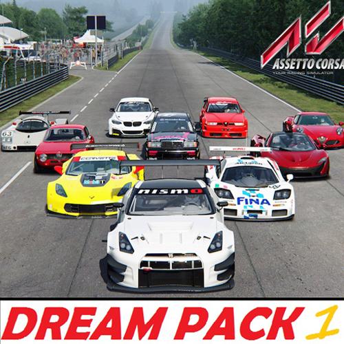 Assetto Corsa Dream Pack 1 Key Kaufen Preisvergleich