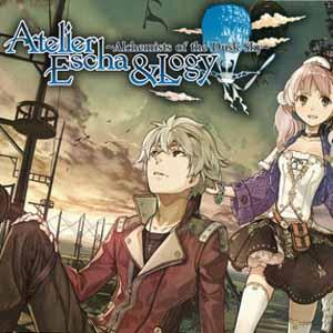 Atelier Escha and Logy Alchemists Of The Dusk Sky PS3 Code Kaufen Preisvergleich