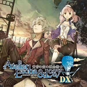 Atelier Escha and Logy Alchemists of the Dusk Sky DX