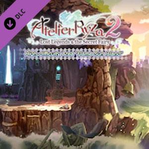 Atelier Ryza 2 High-difficulty Area Flame Sun Island