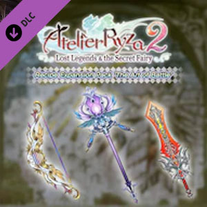 Atelier Ryza 2 Recipe Expansion Pack The Art of Battle